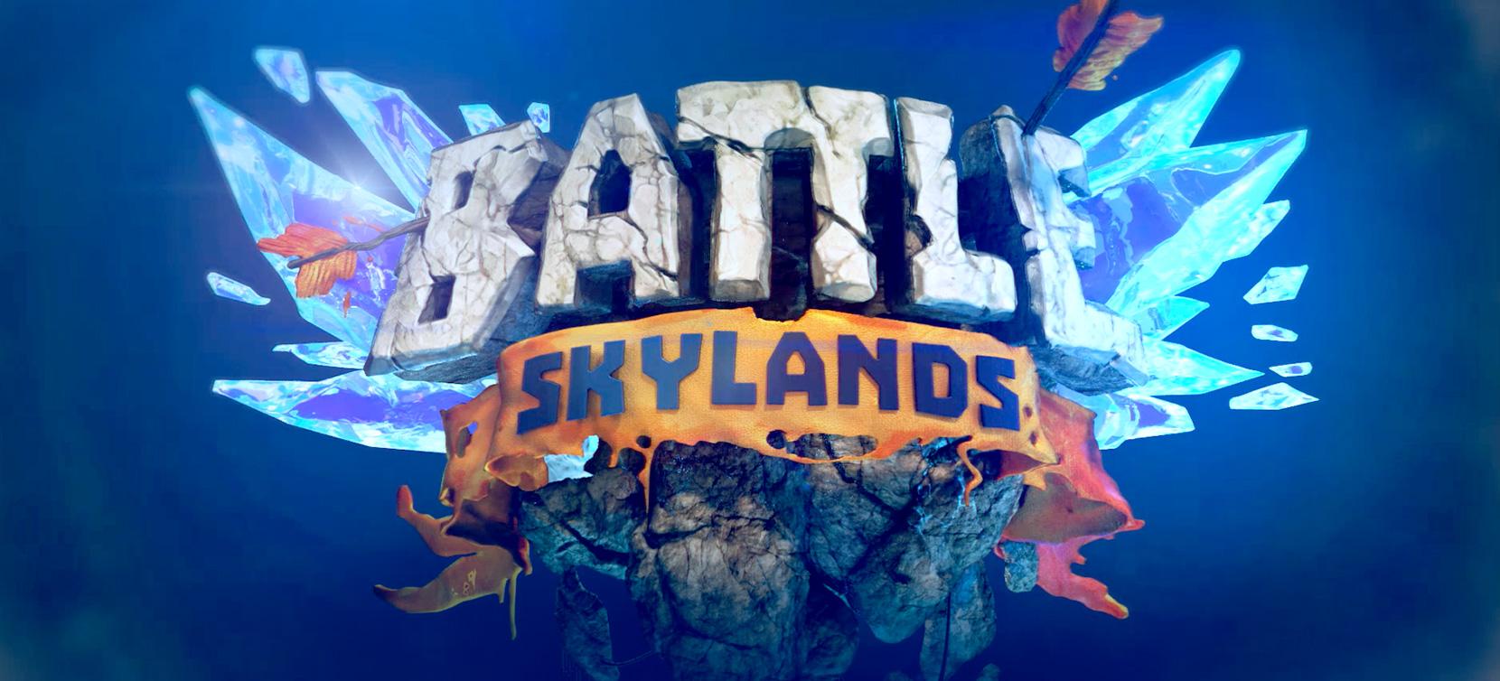 Battle Skylands - Logo