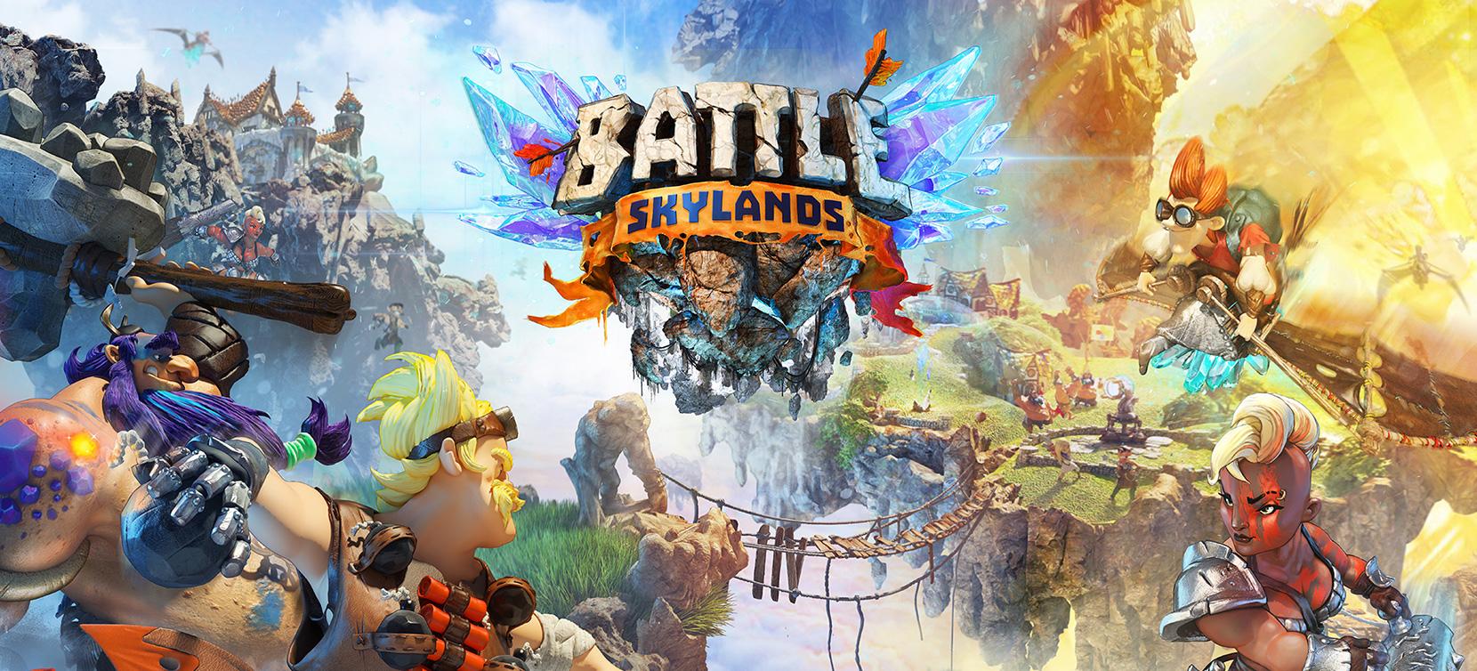 Battle Skylands - Loading Screen